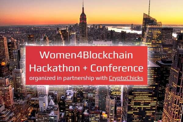Blockchain W4B Hackathon +Conference 2018