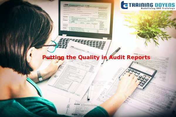 Putting the Quality in Audit Reports