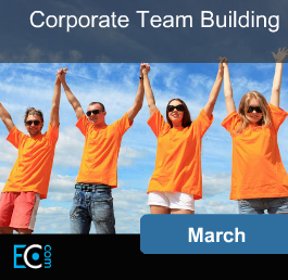 March Corporate Team Building