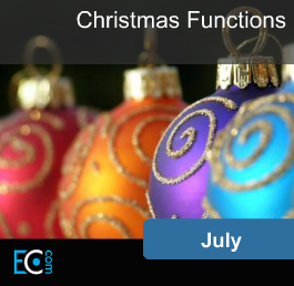 July Christmas Functions