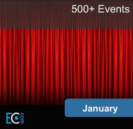 January 500 Plus Events
