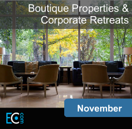 November Boutique Properties and Corporate Retreats