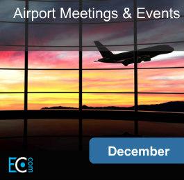 December 18 Airport Meetings & Events
