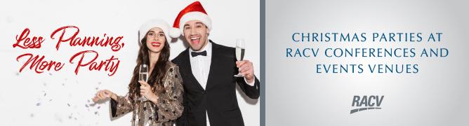 RACV Christmas Parties