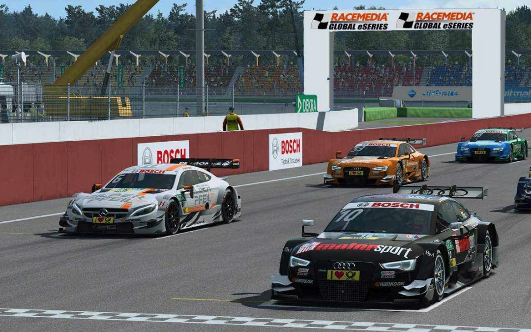 RACEMEDIA™ GLOBAL eSERIES PLANS TO RACE AROUND THE WORLD