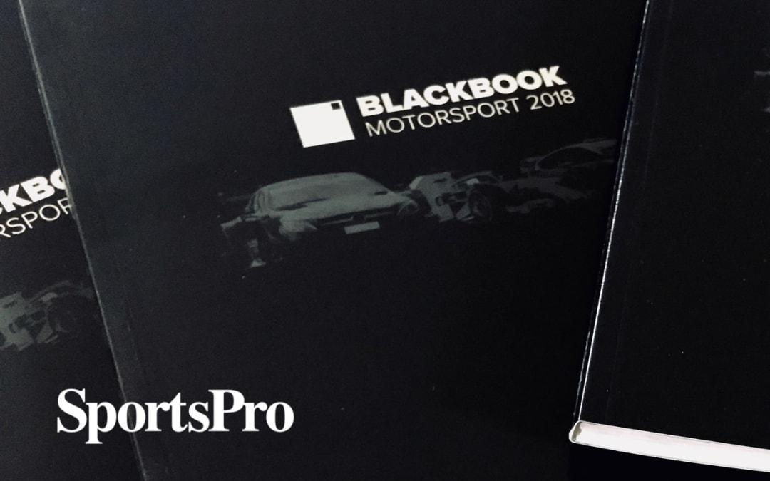 Blackbook Motorsports 2018 – published