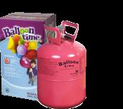 Heliumcilinder 30 ballonnen