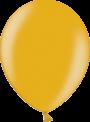 Helium Ballon 30cm metallic goud