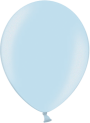 Helium Ballon 30cm metallic lichtblauw