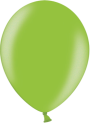 Helium Ballon 30cm metallic felgroen