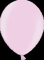 Helium Ballon 30cm metallic roze