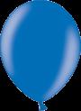 Helium Ballon 30cm metallic donkerblauw