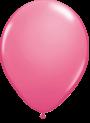 Helium Ballon 23cm rosé