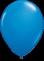 Helium Ballon 23cm donkerblauw