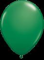 Helium Ballon 23cm groen
