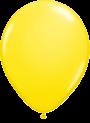 Helium Ballon 23cm geel