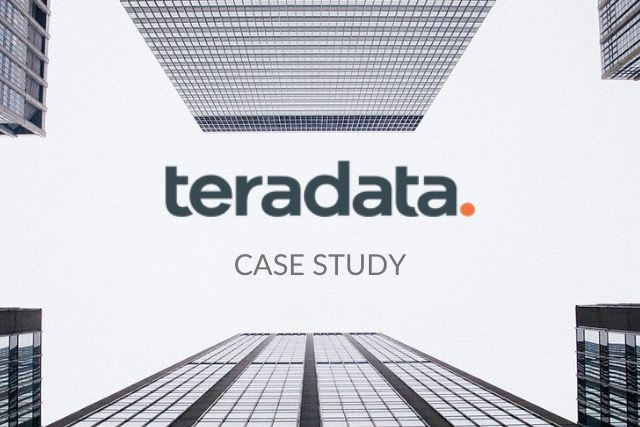 Teradata Case Study