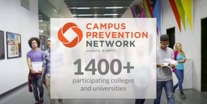Campus Prevention Network Benefits