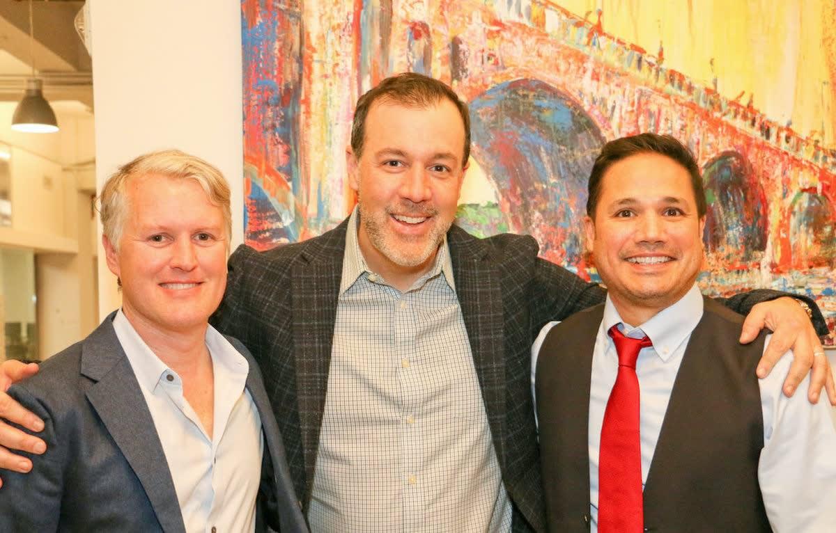 EVERFI Founders - Tom Davidson, Jon Chapman, and Ray Martinez