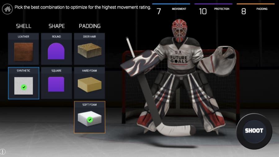 hockey future goals screenshot