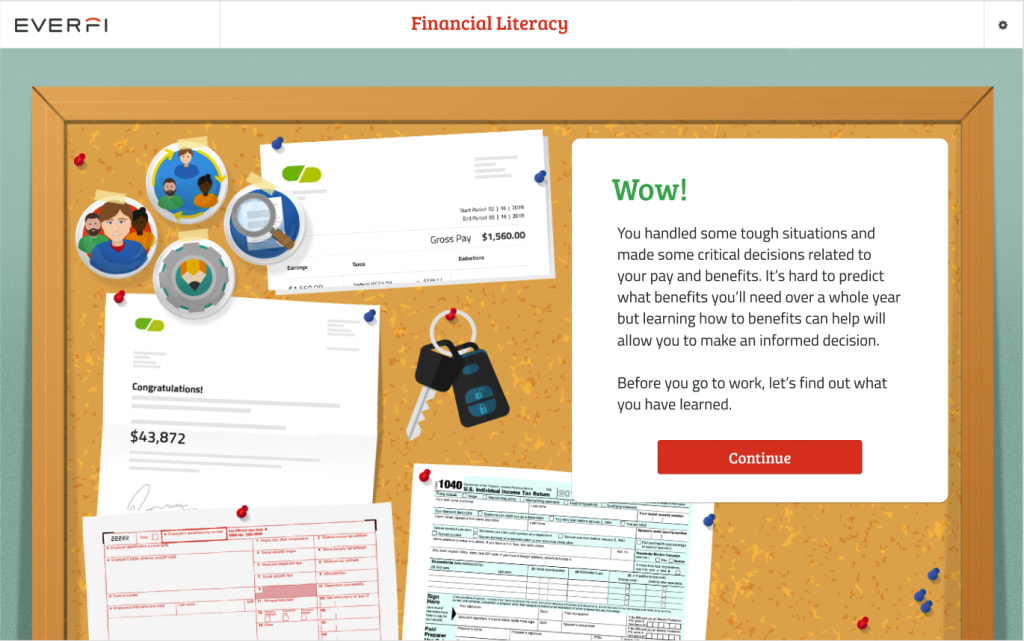 High School Financial Literacy | EVERFI | Lesson 2