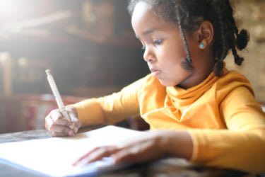 Student in Compassionate Classroom Culture   EVERFI