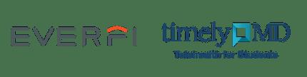 EVERFI and TimelyMD Logos