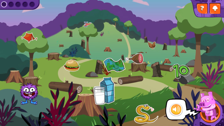 WORD Force: Sprouting Sounds Game