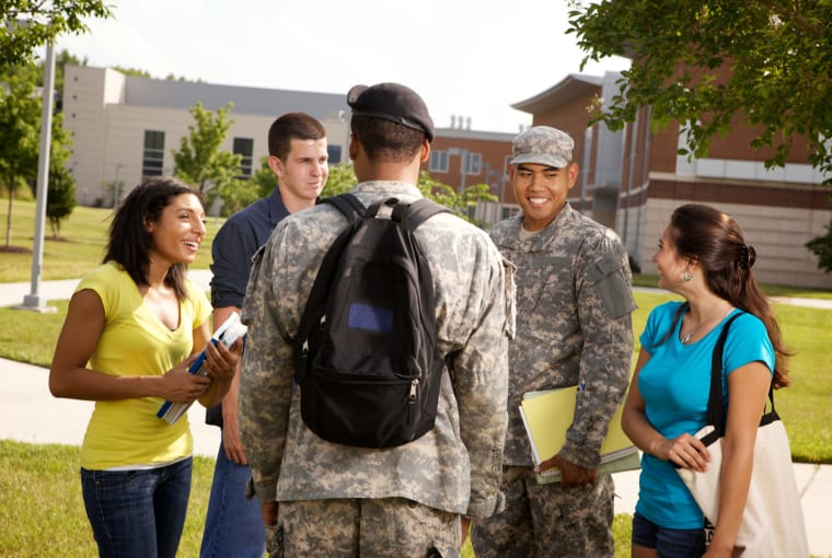 ROTC Military Campus