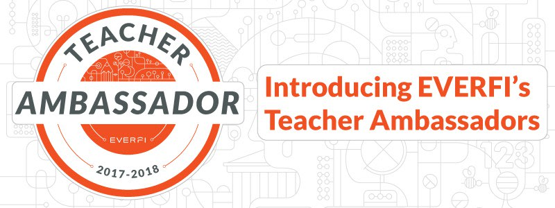 teacher ambassador banner