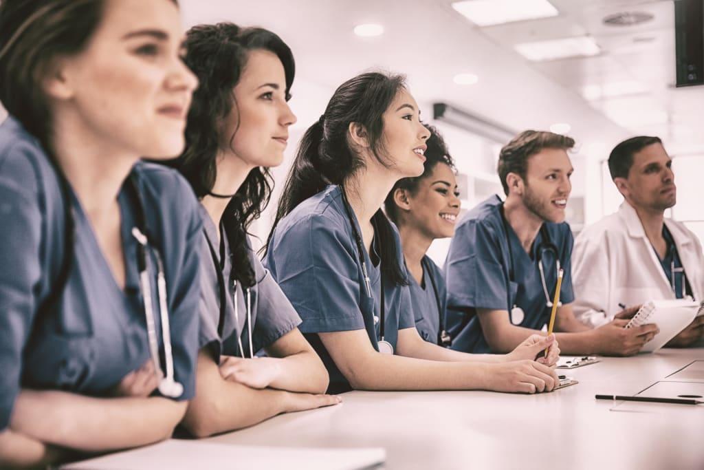 Exploring healthcare careers