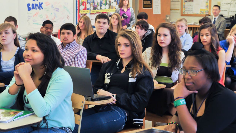 prescription drug abuse prevention for high school students