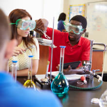 STEM Middle school experiment