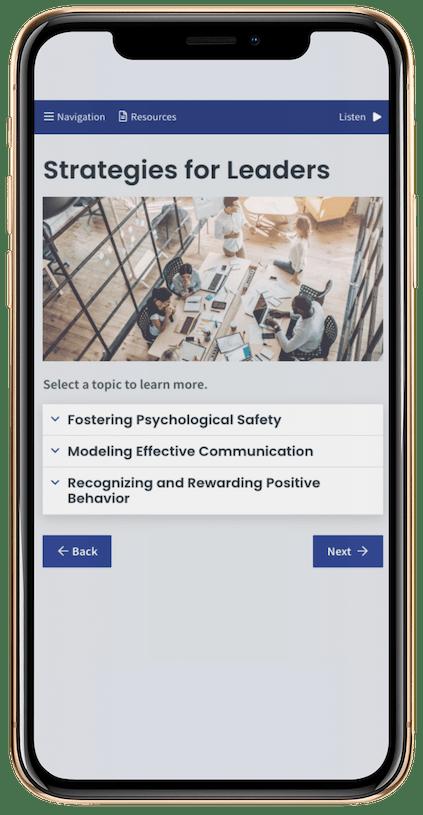 Strategies for Leaders - Iphone (1)