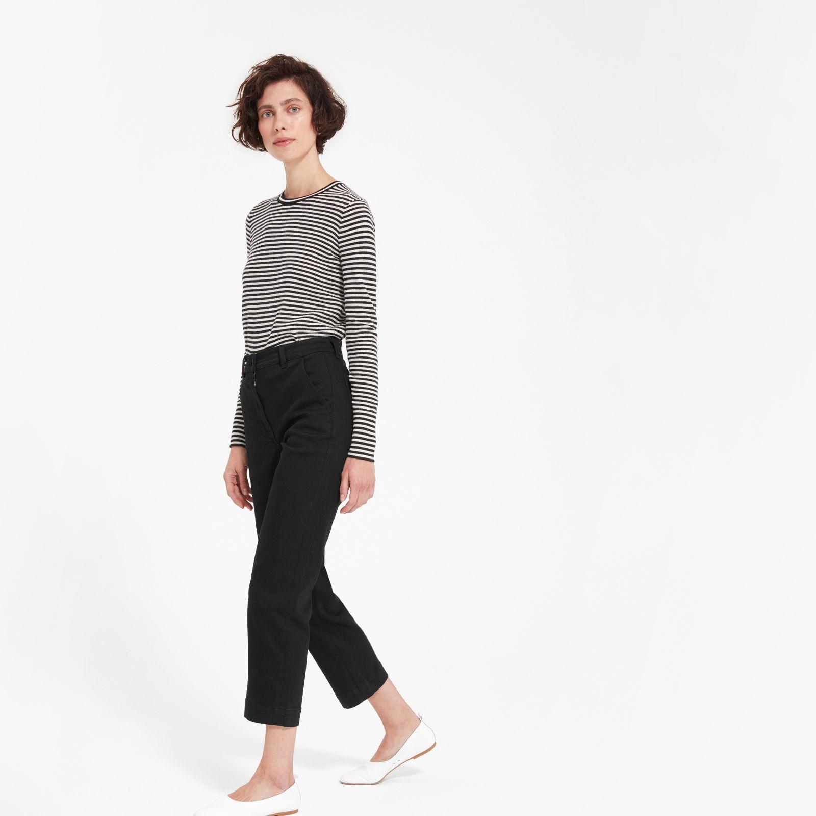 Women's Straight Leg Crop