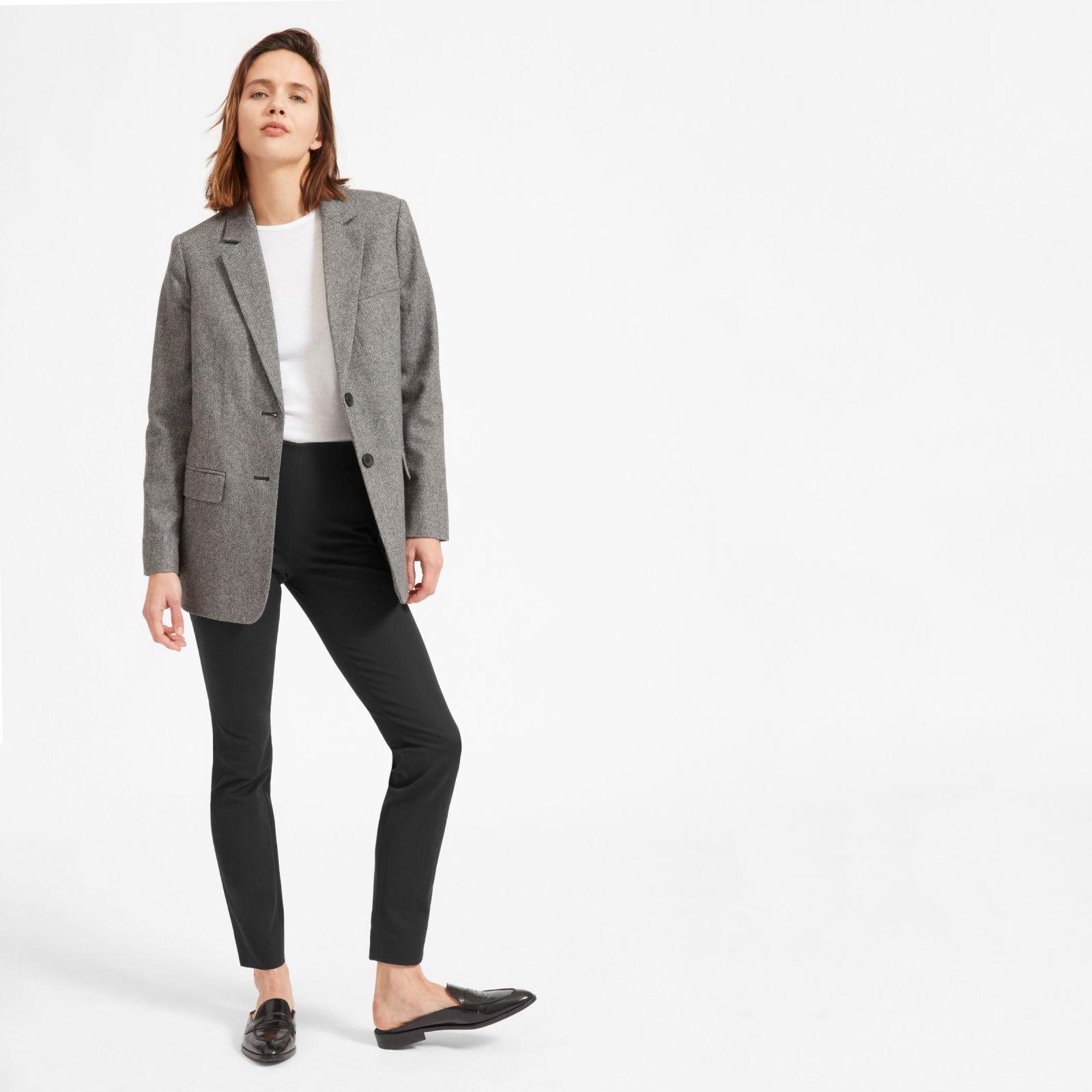 Women's Side-Zip Work Pant