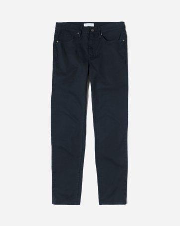 b5eed59f740 The Midweight Twill 5-Pocket Slim Pant. Like a cross between your favorite  chinos and denim ...