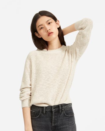 ffcbdbed7 Women's Sweaters - Cashmere, Cardigans, and Knit | Everlane