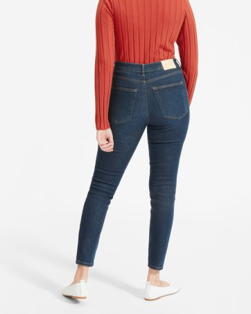 d2376819a ... Authentic Stretch High-Rise Skinny - Everlane