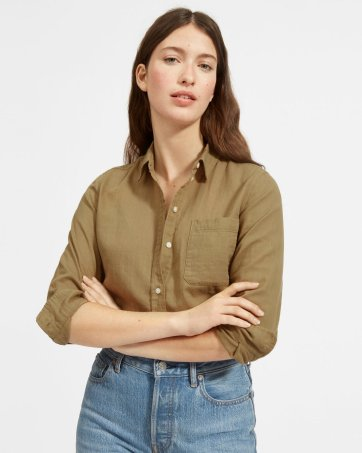 fc397ead Women's Shirts, Tops & Silk Blouses   Everlane