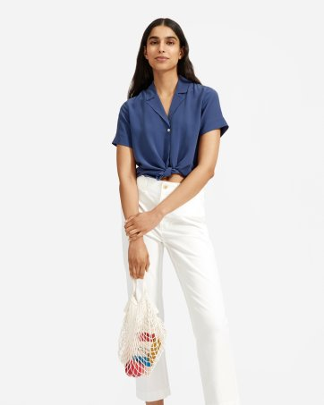 e6ea08f3d84b6 Women's Shirts, Tops & Silk Blouses | Everlane