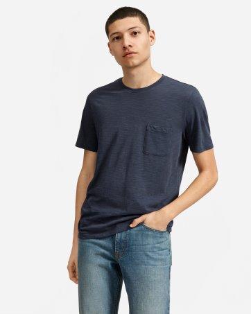 8f806ad6c7a4 Men's Tees: V-Neck, Crew, & Short Sleeve T-Shirts for Men | Everlane