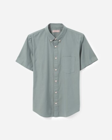 c05d3f34a9123d Men's Button Down Shirts: Slim Fit, Modern, Denim and More | Everlane