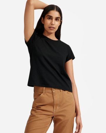ec438ce5 Women's T-shirts - Crews, Tank Tops, V-Necks & More | Everlane