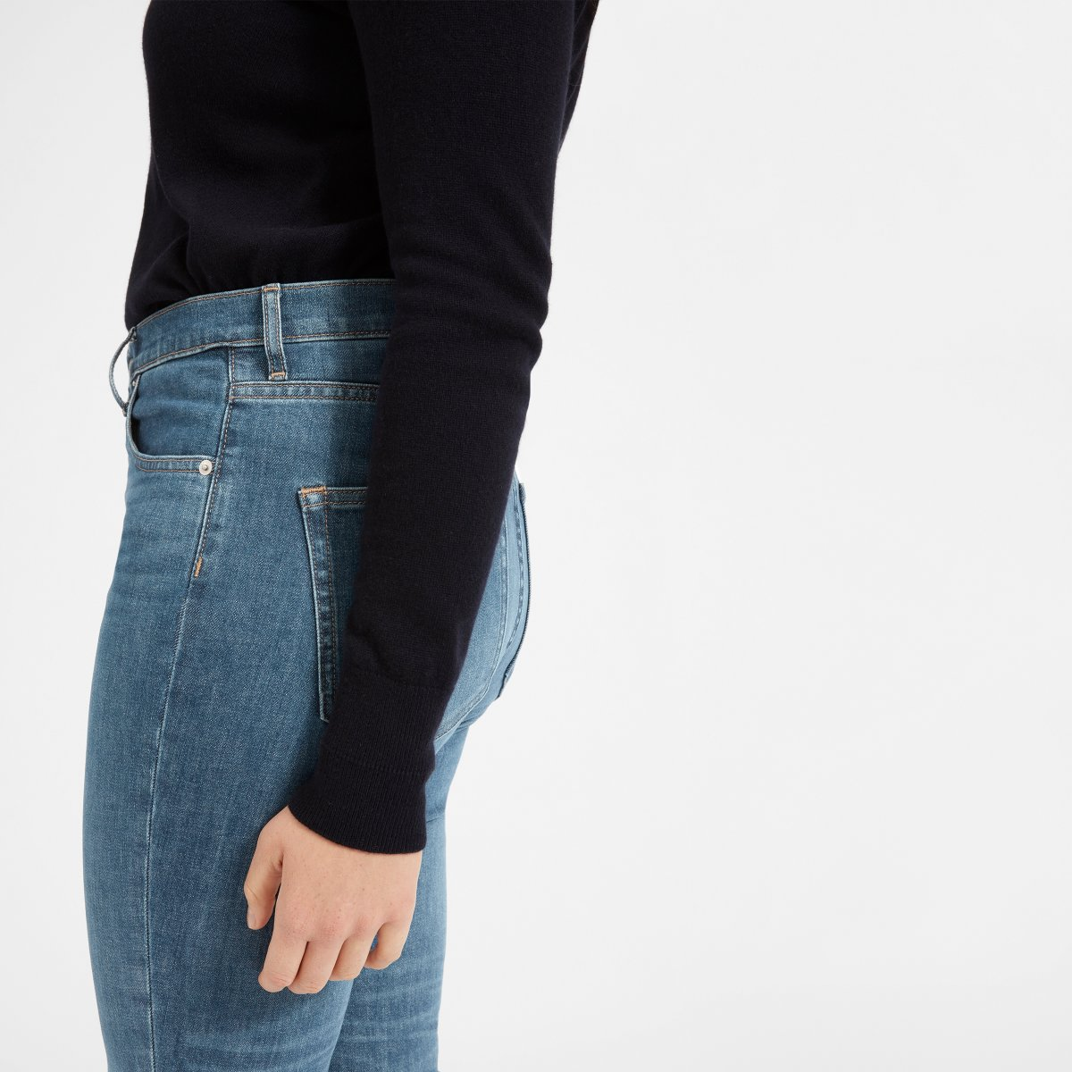 Womens High Rise Skinny Jean Everlane Vintage Skin Rip Off Stretch Soft Jeans See How These Fit On Other Sizes