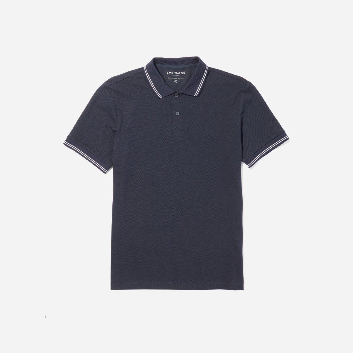 842272e20 Men's Pique Polo Shirt | Everlane