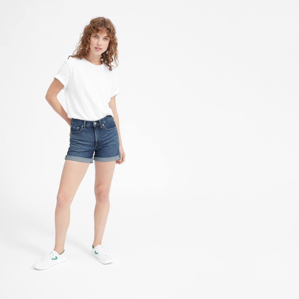 dbd598477efc Denim Shirt Denim Shorts