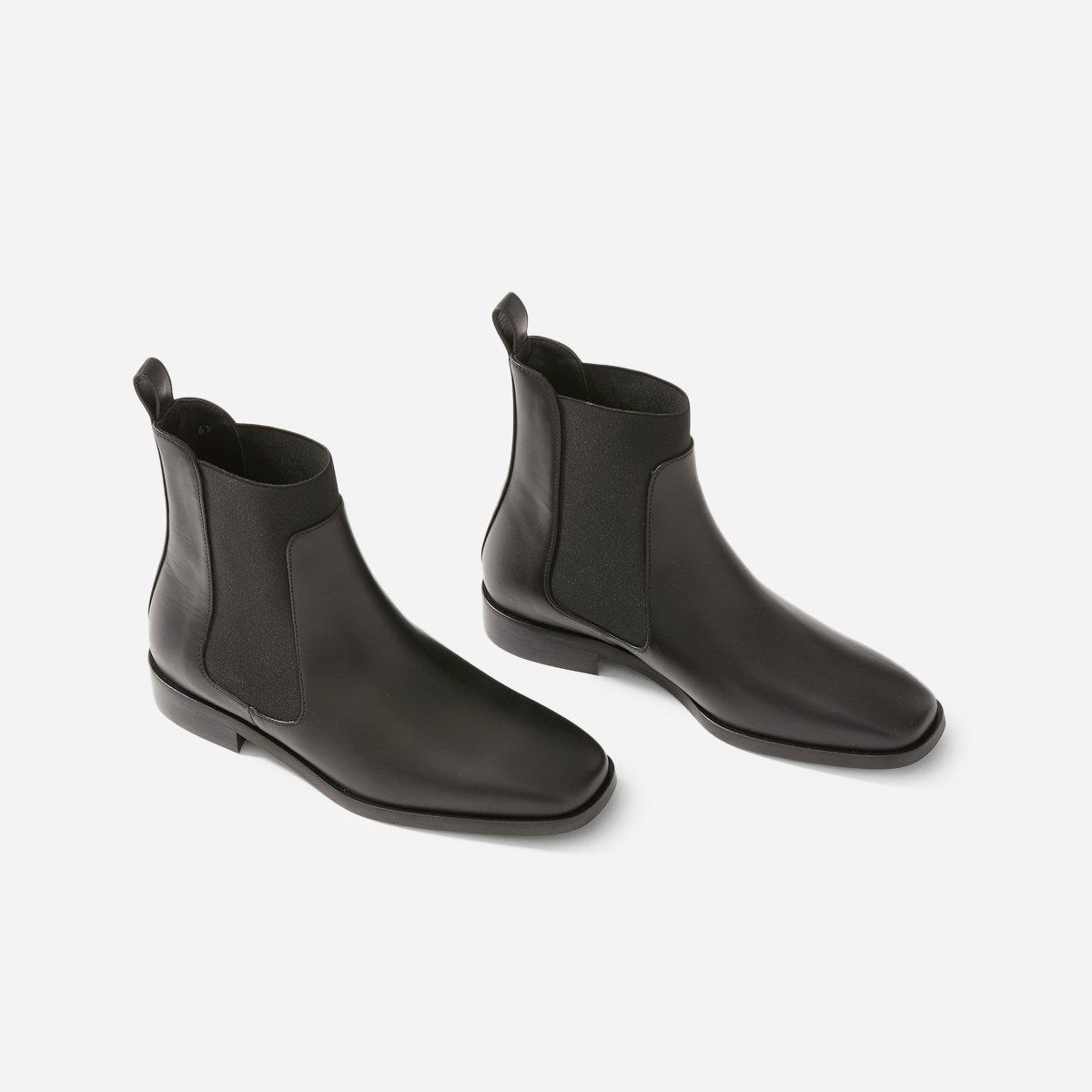 a5b03ffad87 The Square Toe Chelsea Boot