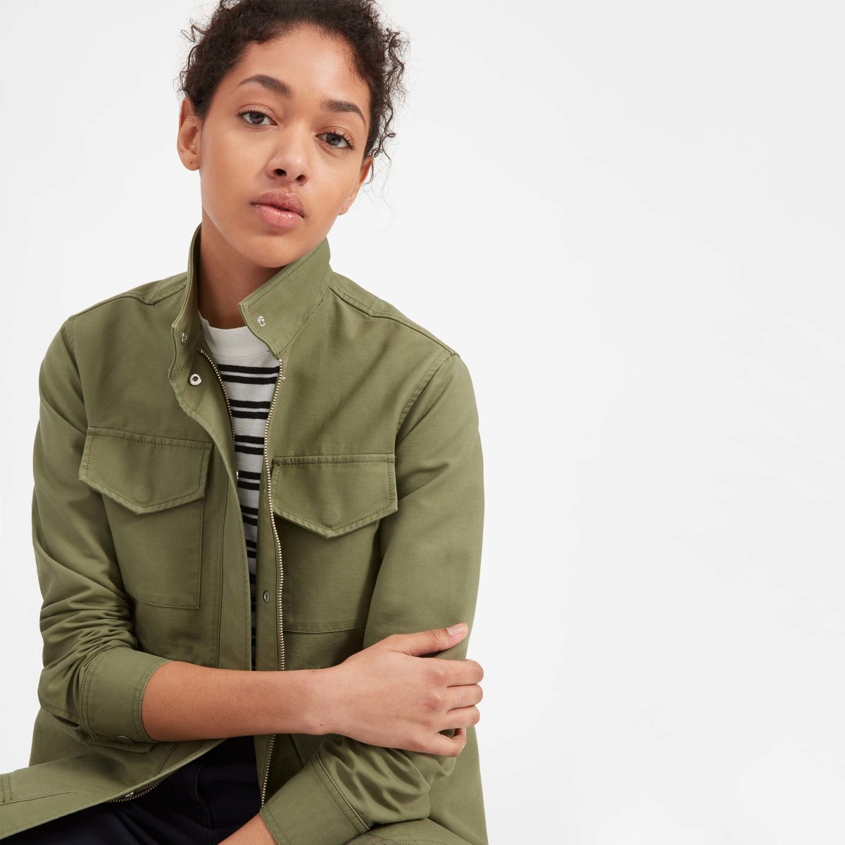 a7ee7a5ee The Modern Utility Jacket