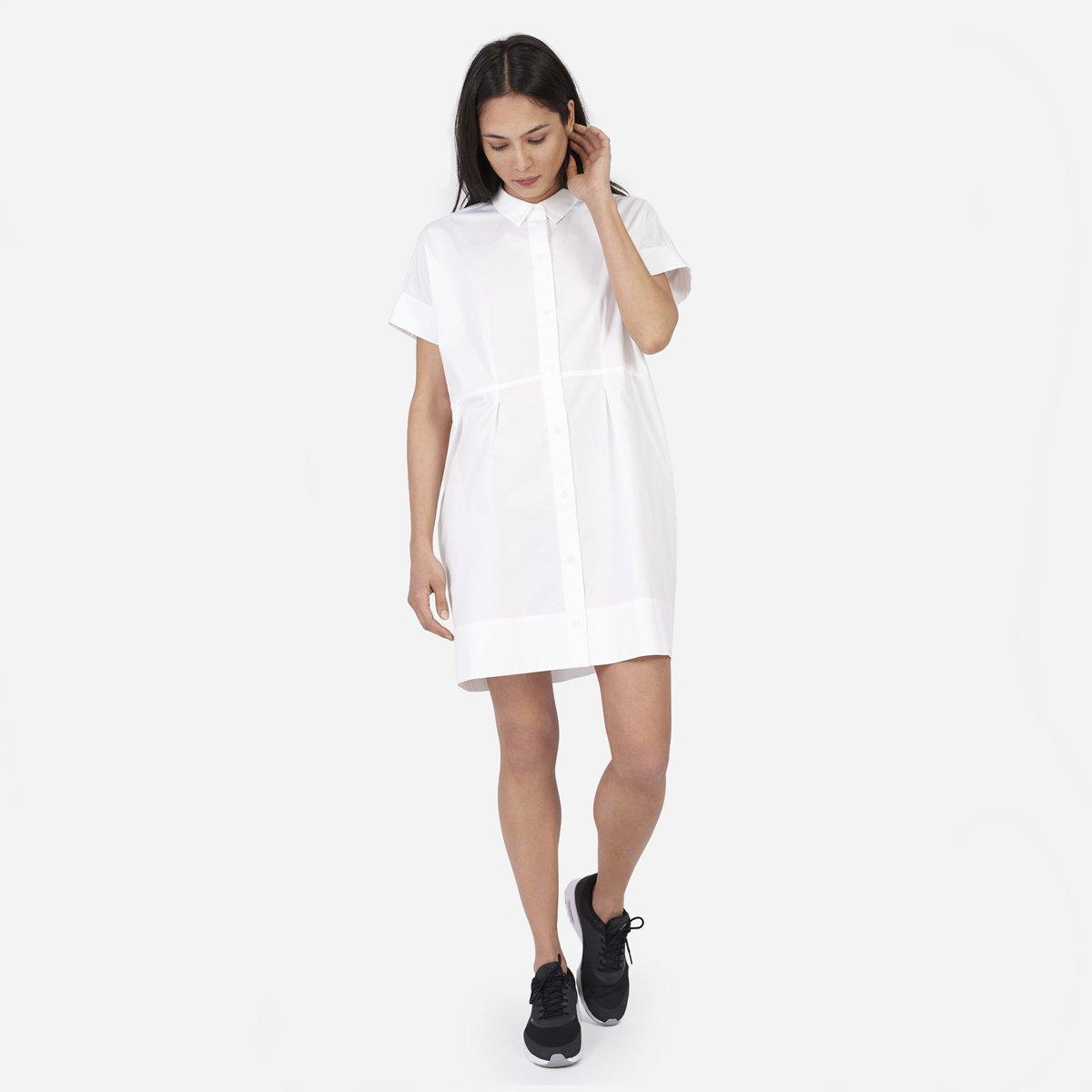 7e16a5313da Cotton Shirt Dress - DREAMWORKS